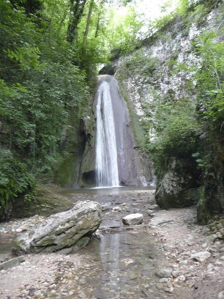 watervallen molina