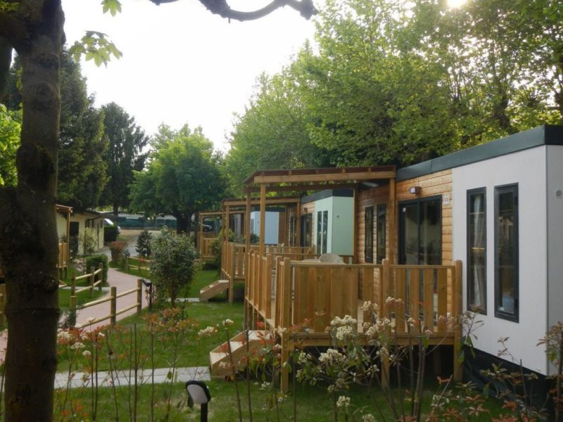 Accommodatie Stork via Kids-Campings