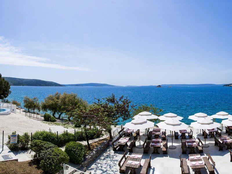 zwembad kroatie