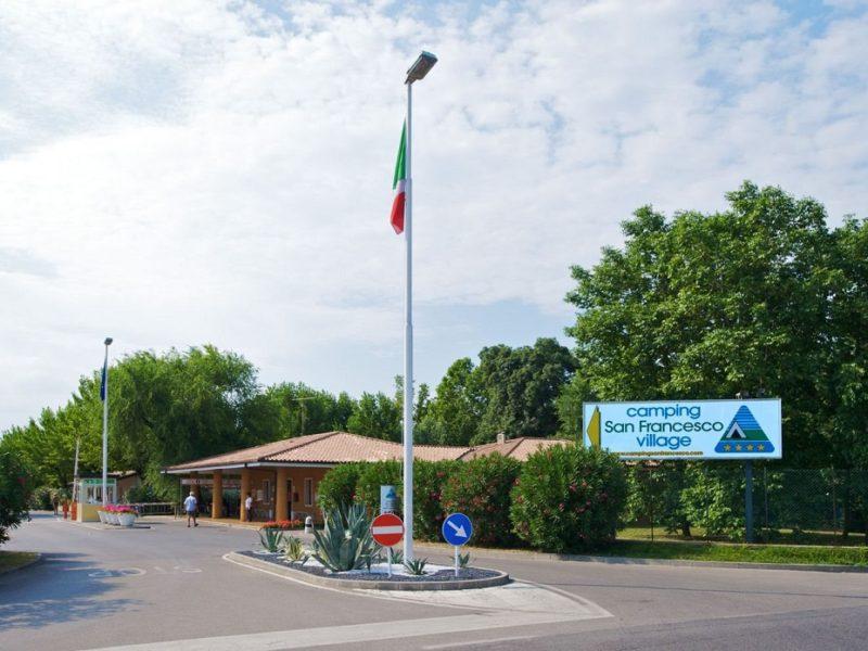 Gardameer camping