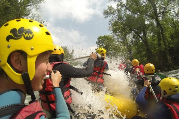 Raften La Serre - Kids-Campings