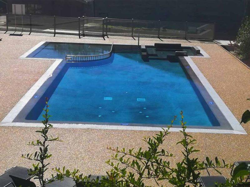 Kindvriendelijk kamperen bij La Serre nieuw zwembad