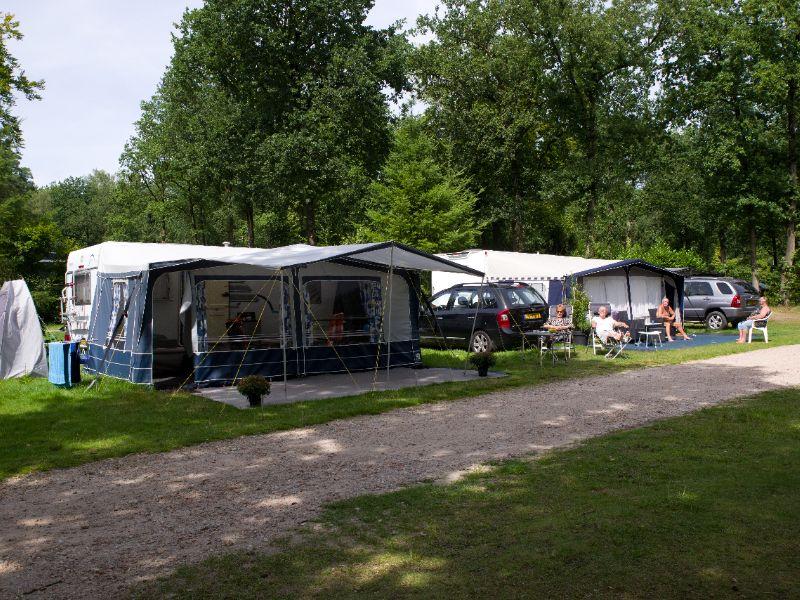 Bonte Vlucht - kids-campings - Mooie ruime kampeerplaatsen
