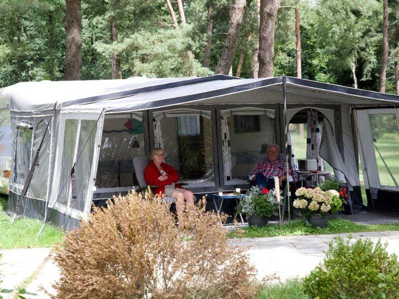 Bonte vlucht - kindvriendelijk kamperen - heerlijk rustig kamperen