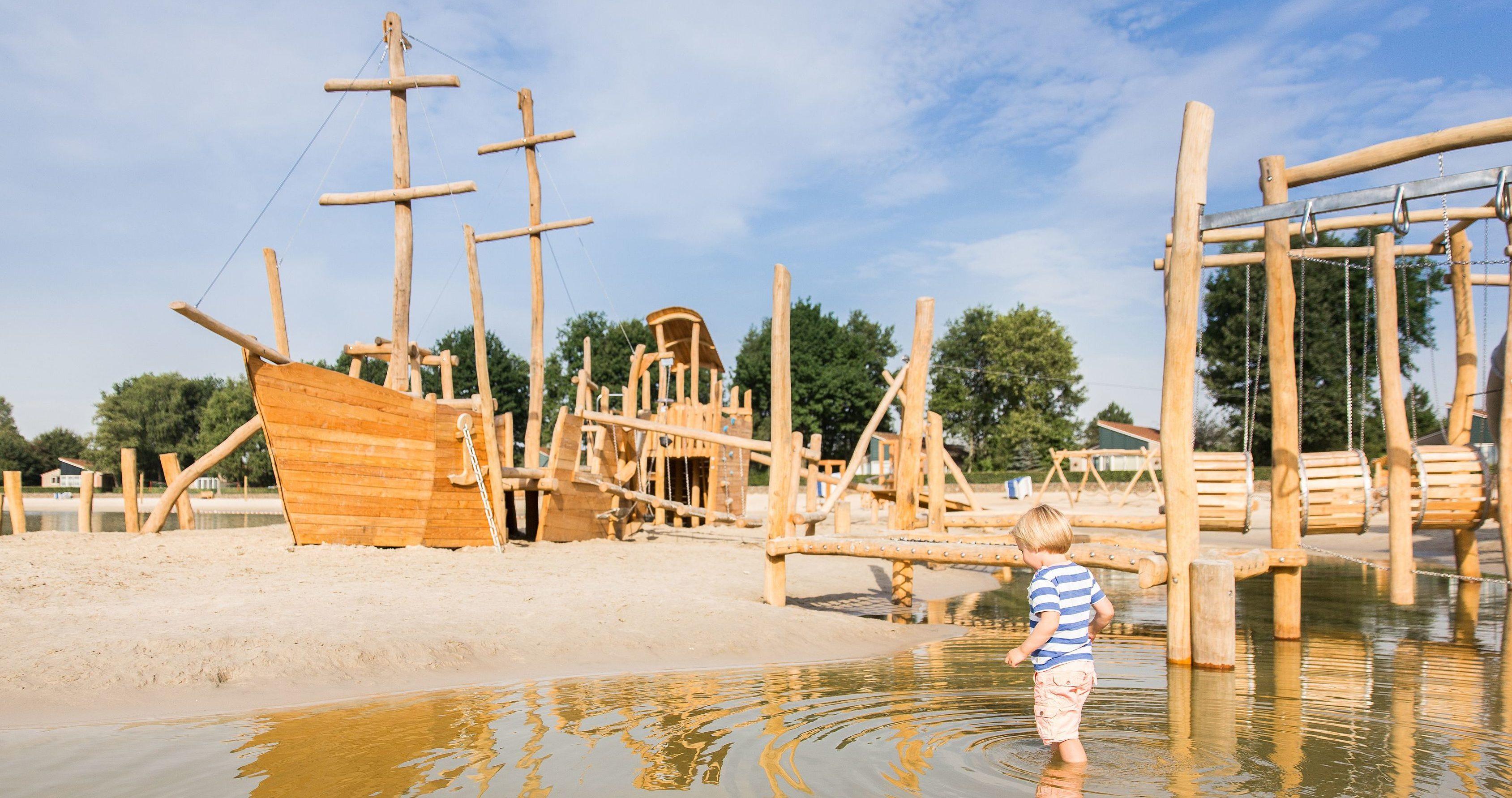 Meivakantie doorbrengen in Drenthe met de kinderen.