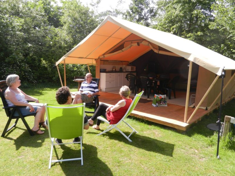 Baalse Hei - kids-campings - luxe safaritent