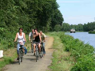 Baalse Hei - kids-campings - fietsen in de omgeving