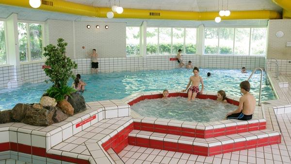 De Leemkule - kids-campings - binnenzwembad