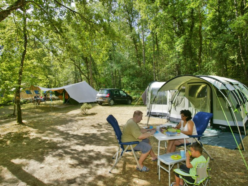 peyrugue - kids - ruime kampeerplekken