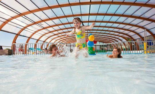 Domaine de Litteau - Kids-Campings.com