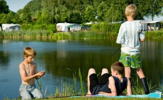 Eiland van Maurik - Kids-Campings.com