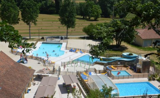 Le Moulin de Paulhiac - Kids-Campings.com
