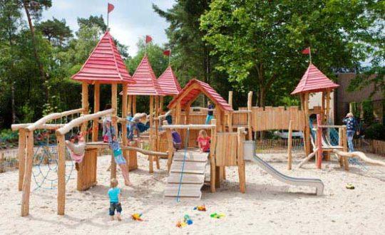 Molecaten Park Landgoed Ginkelduin - Kids-Campings.com