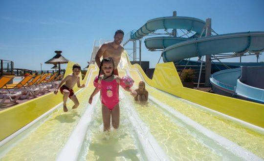 Le Lac des Rêves - Kids-Campings.com