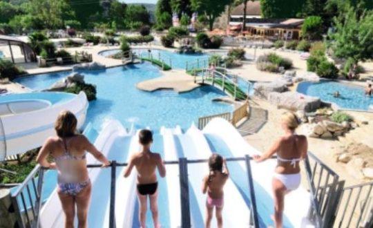 Vakantiepark Le Domaine d'Imbours - Kids-Campings.com