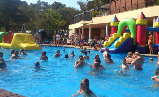 Camping Internacional de Calonge - Kids-Campings.com