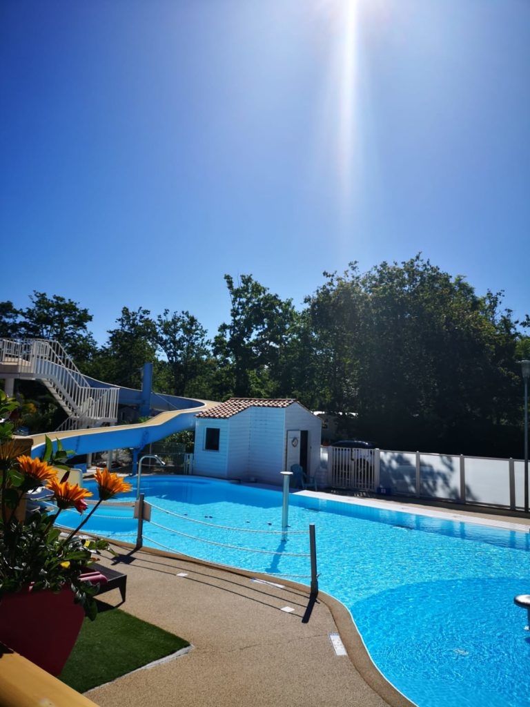 Domaine de Soulac - Zwembad - kindvriendelijk kamperen