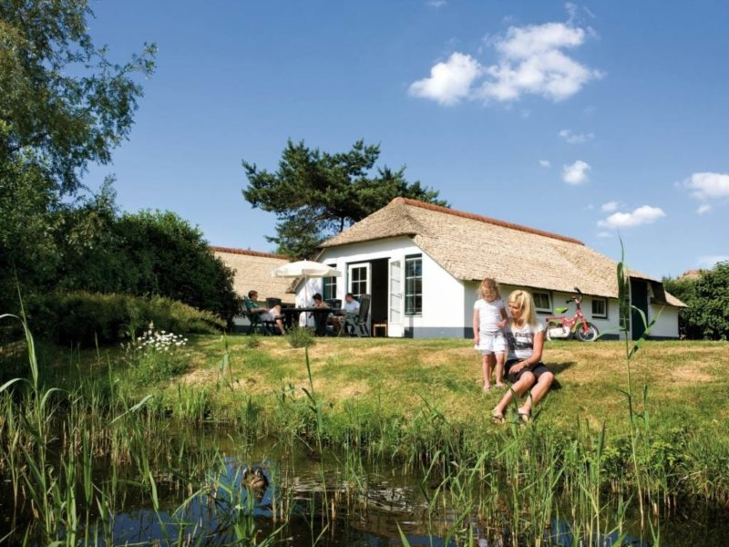 De Veluwse Hoevegaerde 6-persoons hoeve Kids-Camping