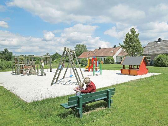 Hoog Vaals - kids-campings - in de speeltuin