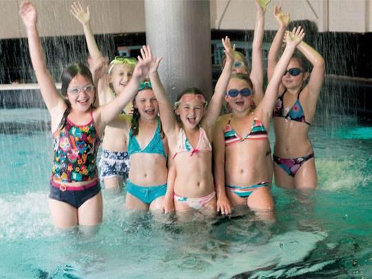 Hoog Vaals - kids-campings - zwemmen