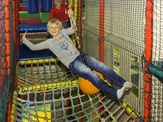 Hoog Vaals - kids-campings - Indoor speeltuin