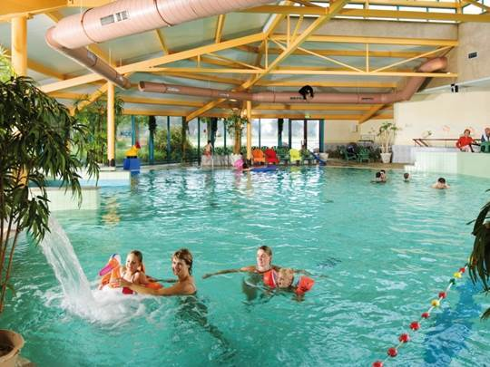 Landal - Landgoed 't Loo - zwembad