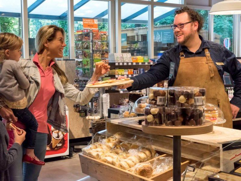 Landal - Miggelenberg - supermarkt