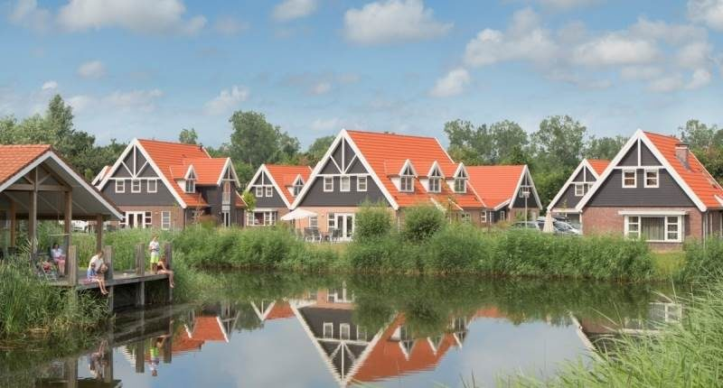 Landal - accommodatie aan water