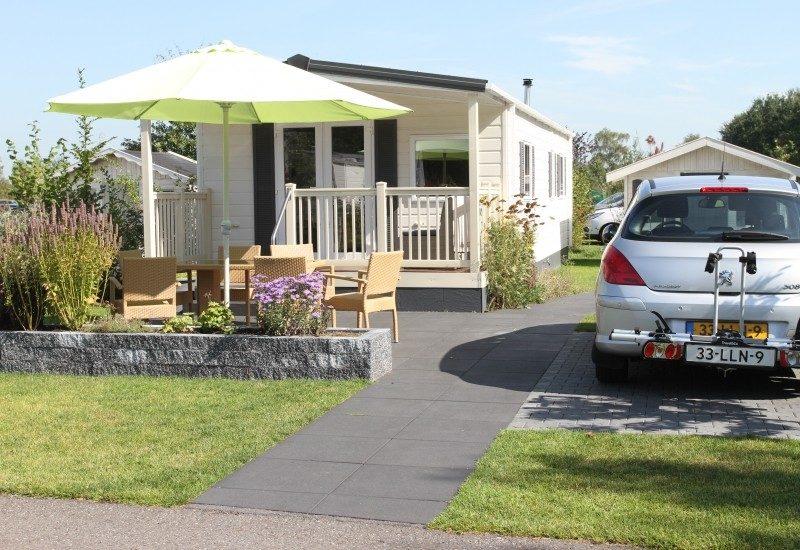Ardoer - 't Rheezerwold - Mobile home