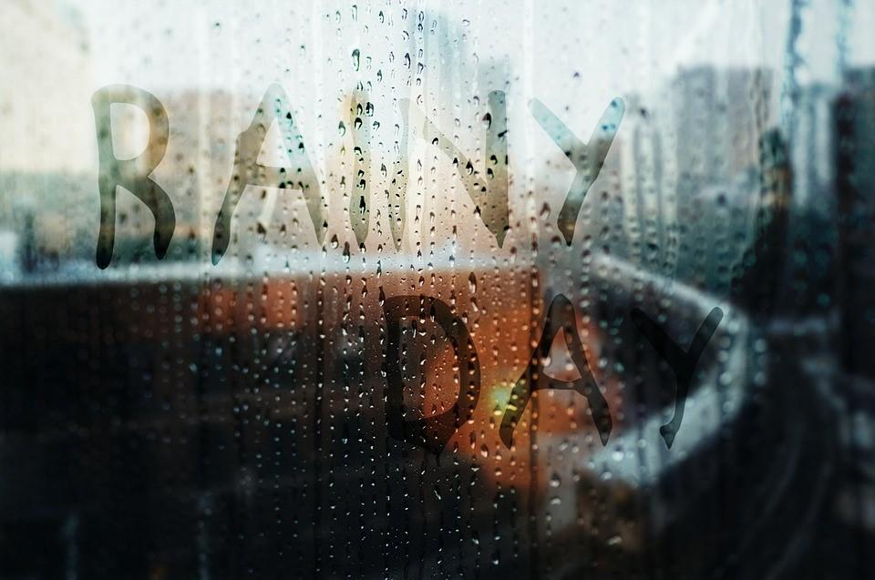 regenachtige dagen