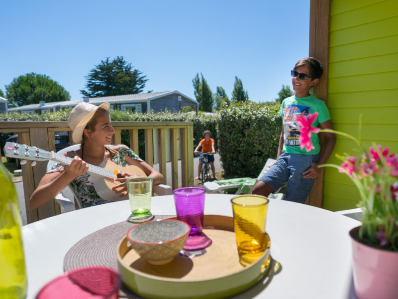 Camping Village la Plage Kids-Campings kindvriendelijk