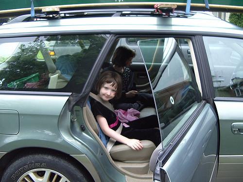 autovakantie kids