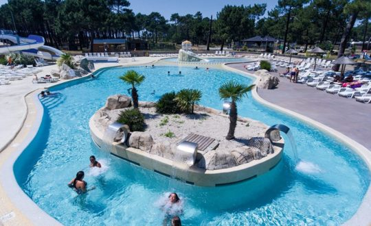 Atlantic Club Montalivet - Kids-Campings.com