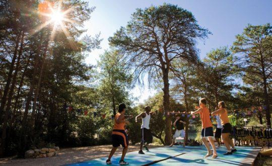 Côteau de la Marine - Kids-Campings.com