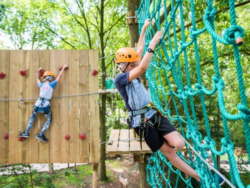 De Eemhof - kids-campings - klimparcours survival