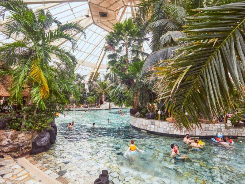 De Eemhof - kids-campings - subtropisch zwembad