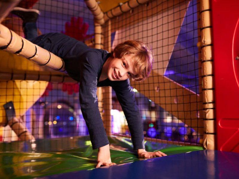De Eemhof - kids-campings - in het indoor spelparadijs