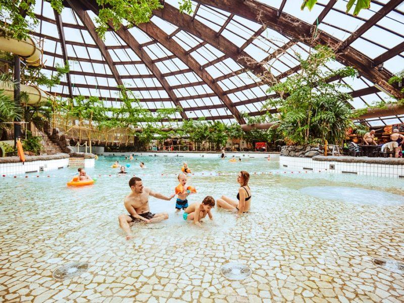 De Huttenheugte - kids-campings - subtropisch zwemparadijs