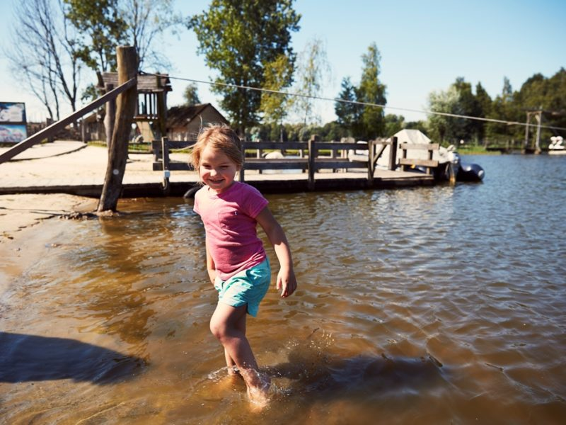 De Huttenheugte - kids-campings - recreatiemeer