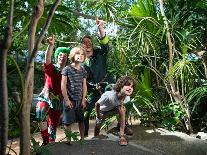 Het meerdal - kids-campings - in de jungle