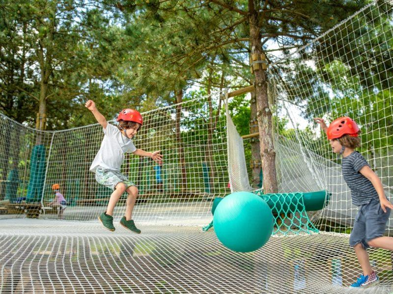 Het meerdal - kids-campings - spelen