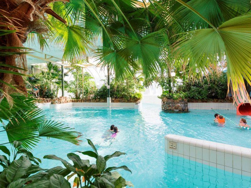 Limburgse Peel - kids-campings - het zwembad