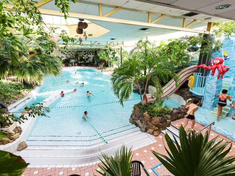 Limburgse Peel - kids-campings - kids zwembad