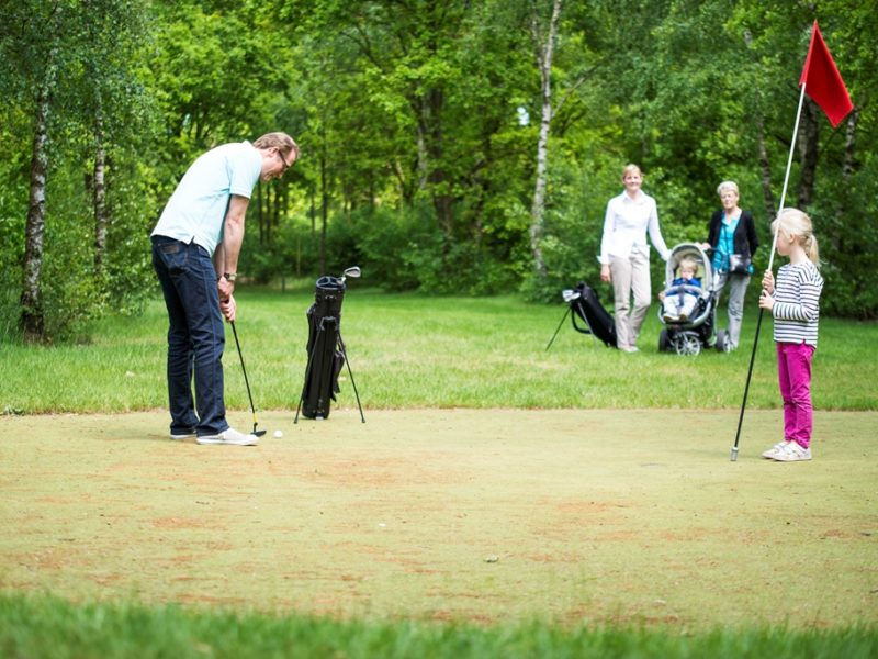 Limburgse Peel - kids-campings - Golf