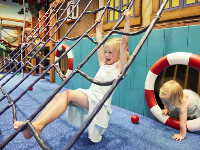 Parc Sandur - kids-campings - spelen indoor