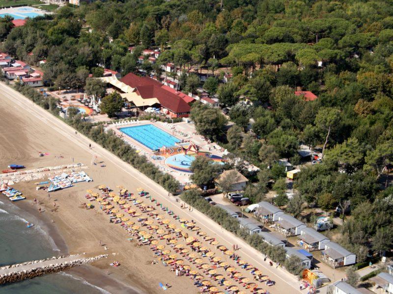 Villaggio San Francesco - Kids-campings - overzicht van het park