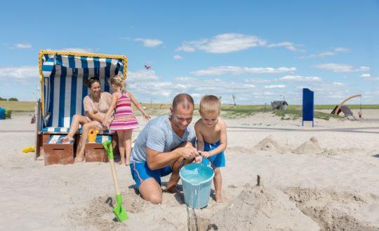 Nordseeküste - Kids-Campings.com