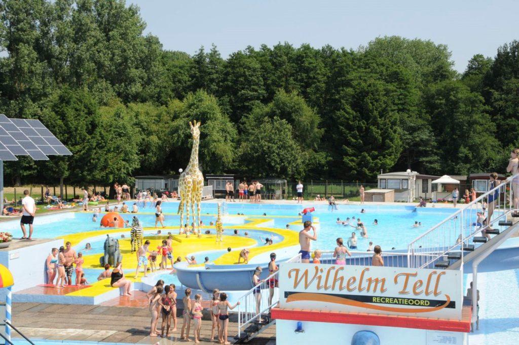 Vakantiepark Wilhelm Tell - Kidscampings.nl - de 3 leukste Kids-campings in België
