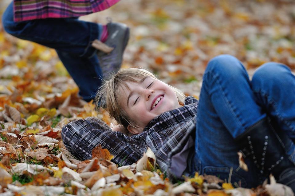 Kids-Campings herfst najaar