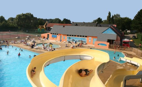 Domaine d'Inly - Kids-Campings.com